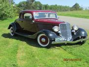 1933 ford Ford Other Deluxe factory trim