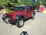2012 Jeep Wrangler Jeep Wrangler Unlimited Rubicon Sport Utility 4-Do