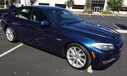 2012 BMW 5-Series 47235 miles